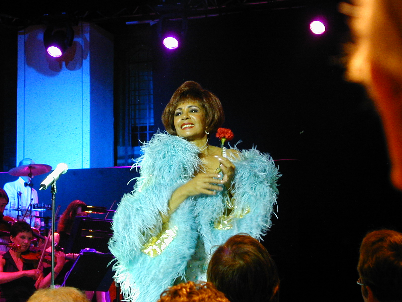 Shirley Bassey With Nelson Riddle And His Orchestra Lets Face The Music